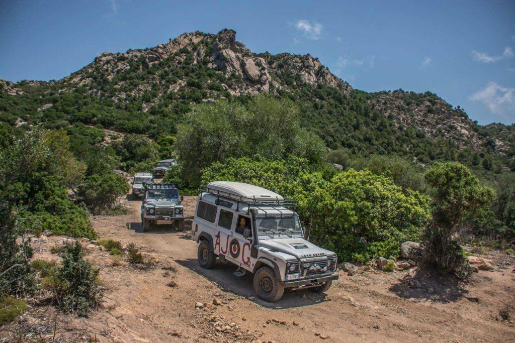 Land Rover Tour Sardegna 2020 – Tappa 04 – Land Rover Experience Italia – Registro Italiano Land Rover-38