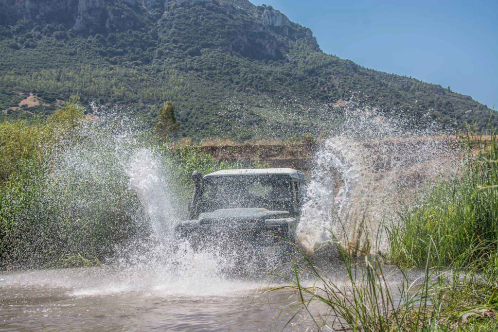 Land Rover Tour Sardegna 2020 – Tappa 04 – Land Rover Experience Italia – Registro Italiano Land Rover-43