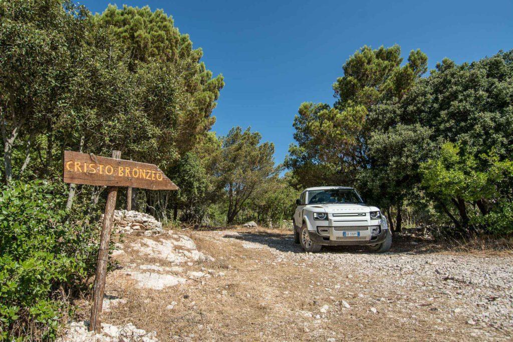 Land Rover Tour Sardegna 2020 – Tappa 04 – Land Rover Experience Italia – Registro Italiano Land Rover-46