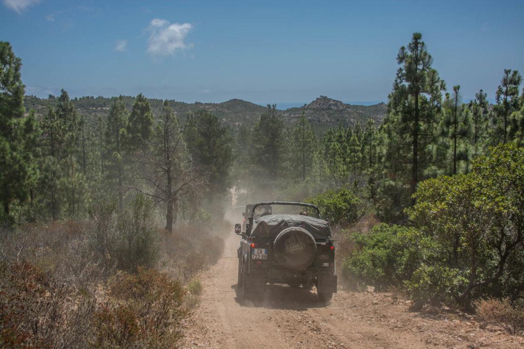 Land Rover Tour Sardegna 2020 – Tappa 04 – Land Rover Experience Italia – Registro Italiano Land Rover-49
