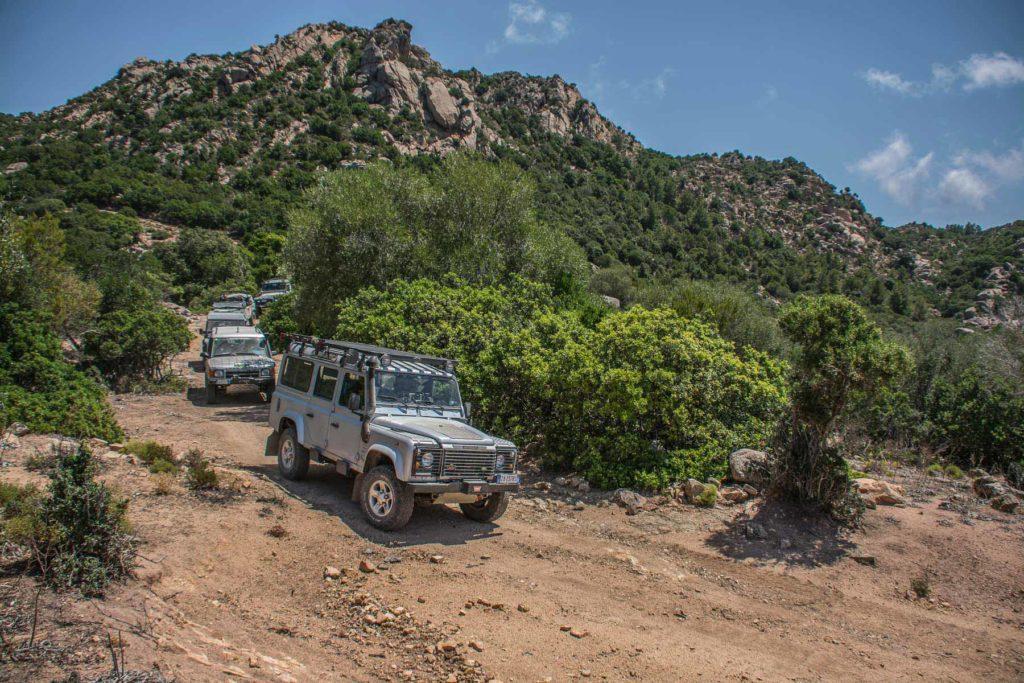 Land Rover Tour Sardegna 2020 – Tappa 04 – Land Rover Experience Italia – Registro Italiano Land Rover-55
