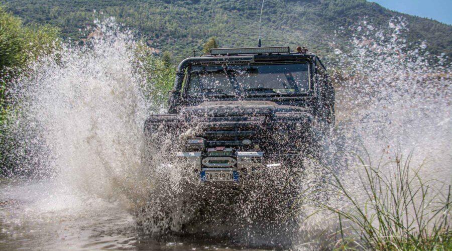 Land Rover Tour Sardegna - Land Rover Experience Italia - Registro Italiano Land Rover