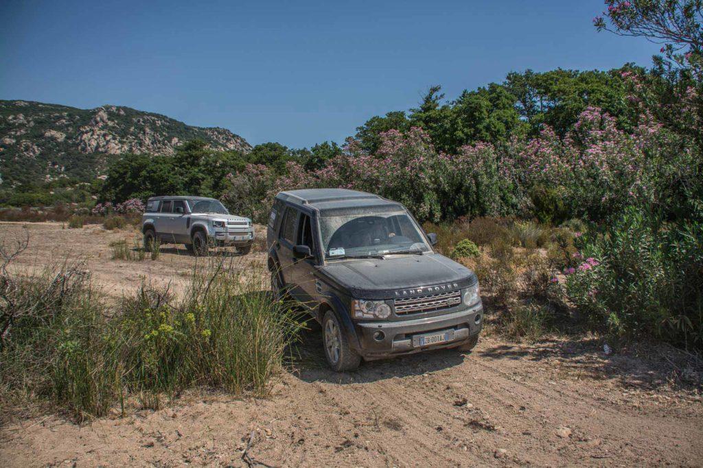 Land Rover Tour Sardegna 2020 – Tappa 04 – Land Rover Experience Italia – Registro Italiano Land Rover-67