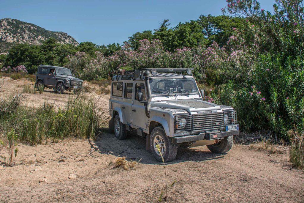 Land Rover Tour Sardegna 2020 – Tappa 04 – Land Rover Experience Italia – Registro Italiano Land Rover-70