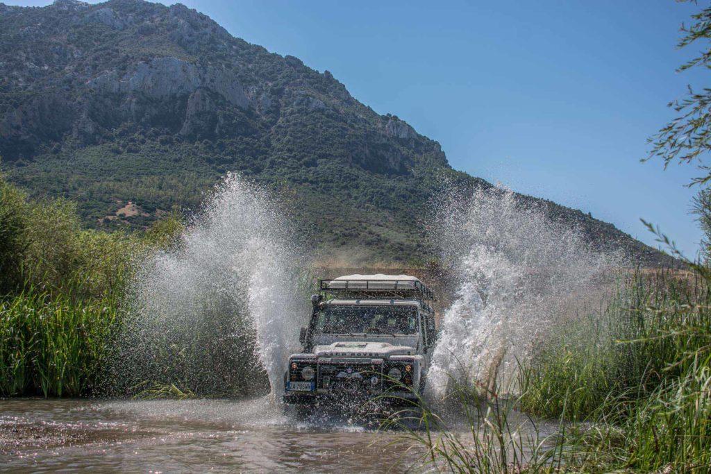 Land Rover Tour Sardegna 2020 – Tappa 04 – Land Rover Experience Italia – Registro Italiano Land Rover-73
