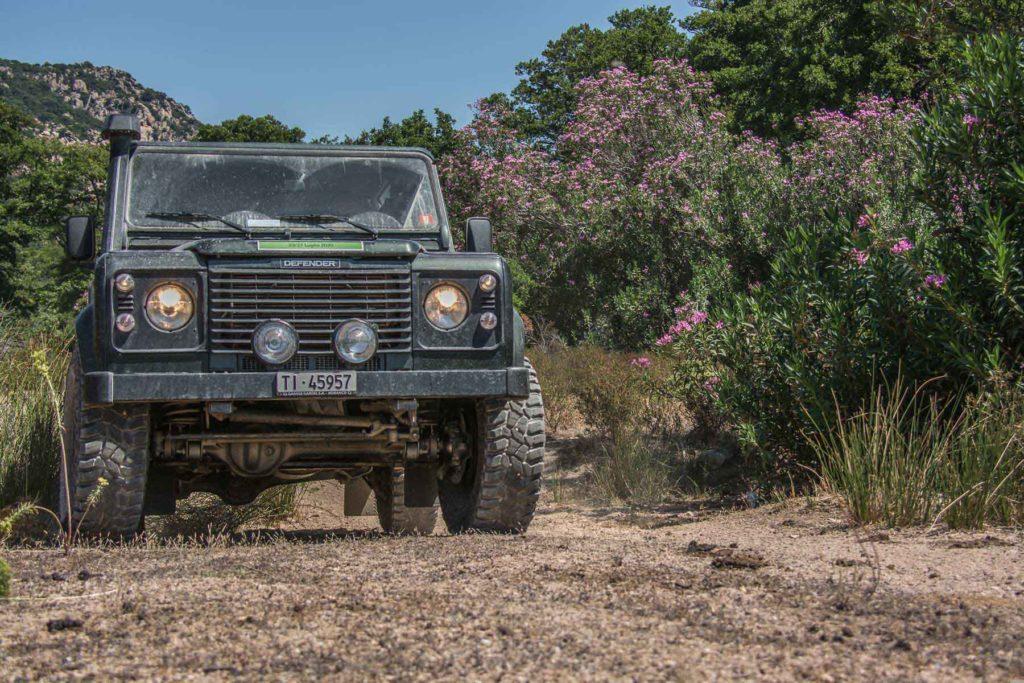 Land Rover Tour Sardegna 2020 – Tappa 04 – Land Rover Experience Italia – Registro Italiano Land Rover-8