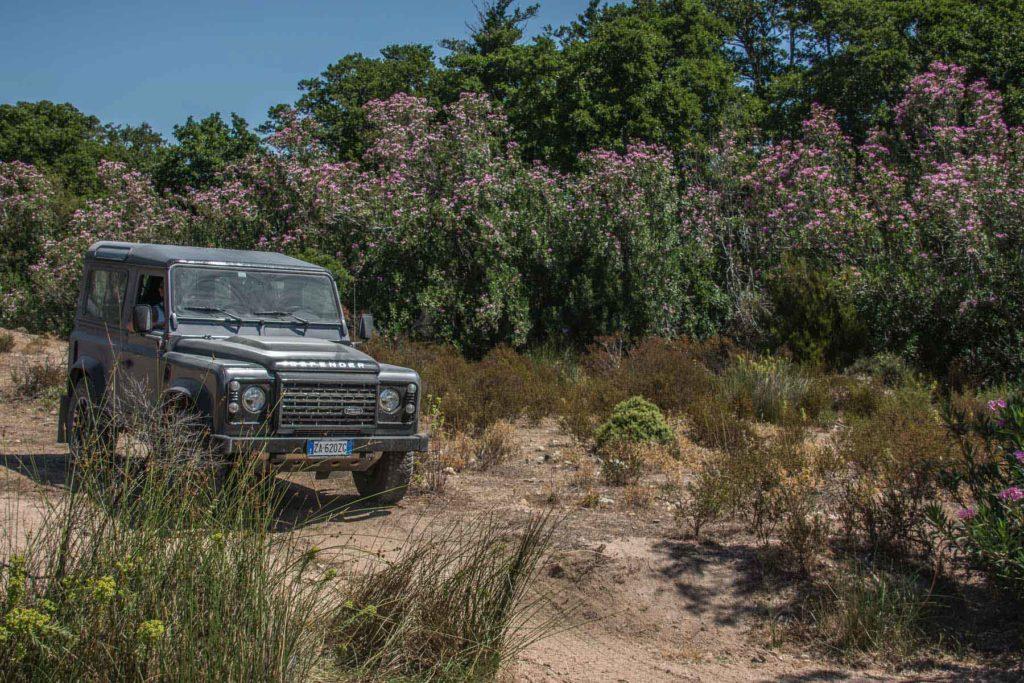 Land Rover Tour Sardegna 2020 – Tappa 04 – Land Rover Experience Italia – Registro Italiano Land Rover-81