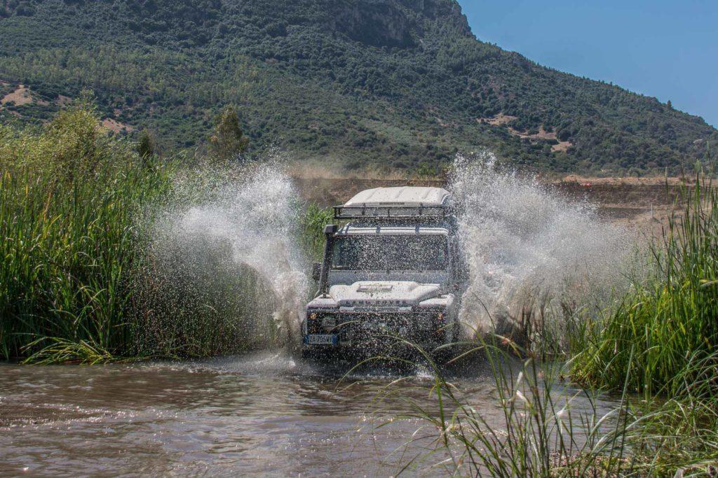 Land Rover Tour Sardegna 2020 – Tappa 04 – Land Rover Experience Italia – Registro Italiano Land Rover-9