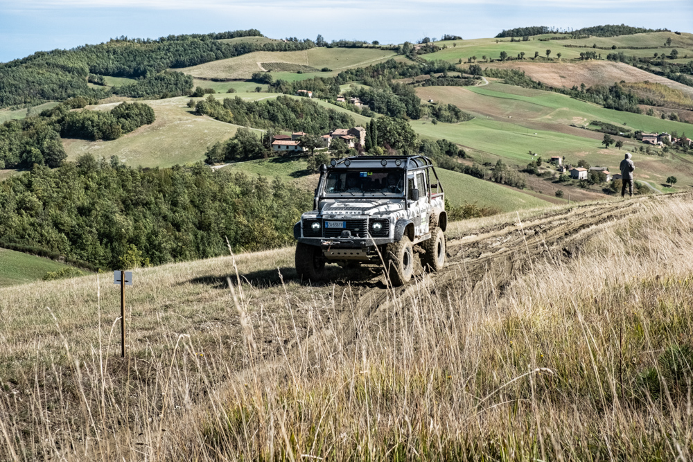 Land Rover Day Emilia-Romagna 2020 – Land Rover Experience Italia – Registro Italiano Land Rover-100