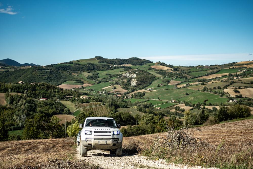 Land Rover Day Emilia-Romagna 2020 – Land Rover Experience Italia – Registro Italiano Land Rover-233