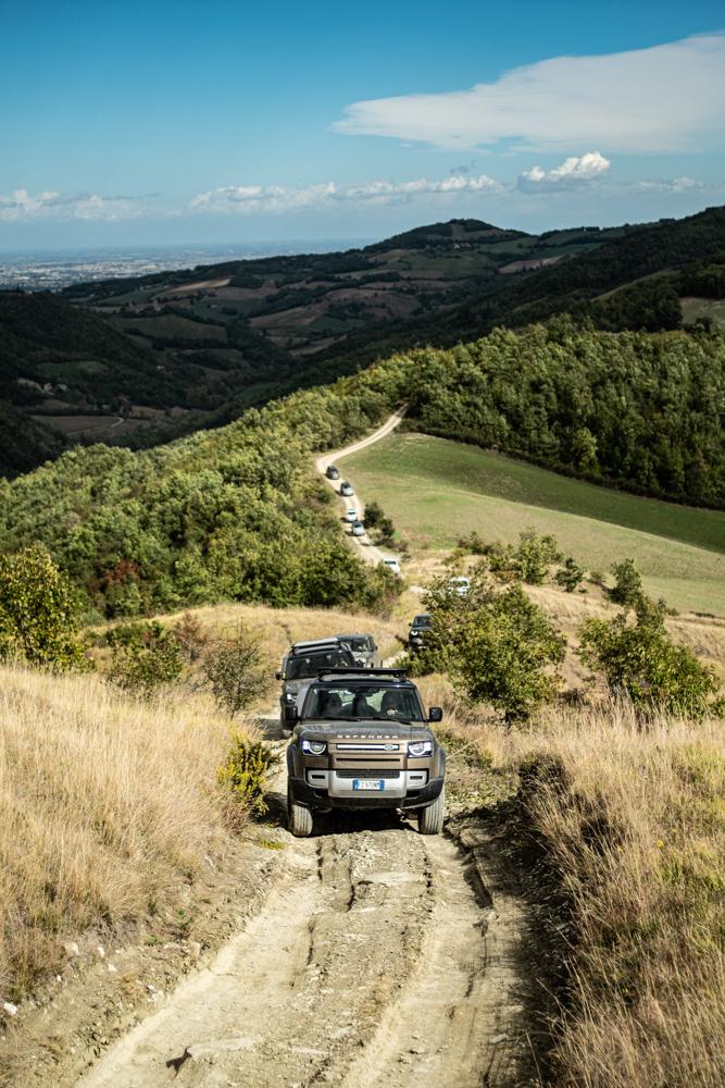 Land Rover Day Emilia-Romagna 2020 – Land Rover Experience Italia – Registro Italiano Land Rover-236