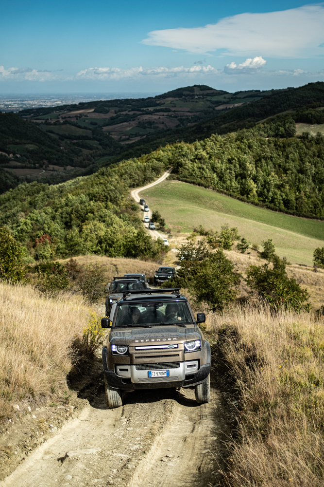 Land Rover Day Emilia-Romagna 2020 – Land Rover Experience Italia – Registro Italiano Land Rover-238