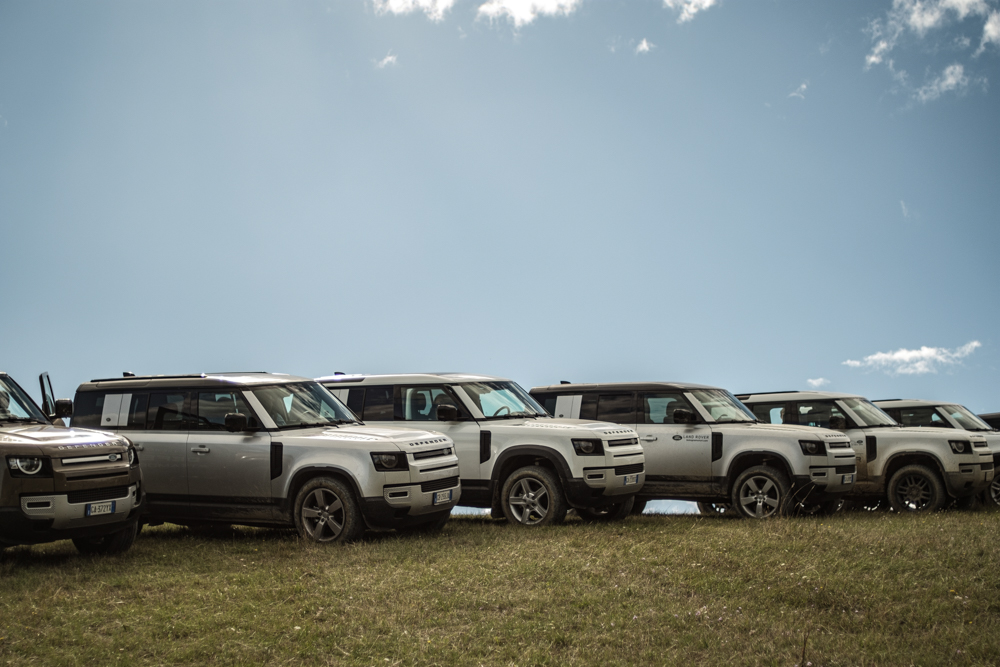 Land Rover Day Emilia-Romagna 2020 – Land Rover Experience Italia – Registro Italiano Land Rover-250