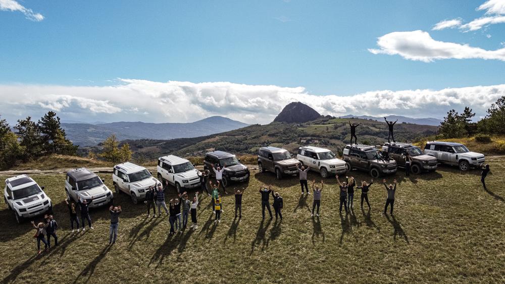 Land Rover Day Emilia-Romagna 2020 – Land Rover Experience Italia – Registro Italiano Land Rover-258