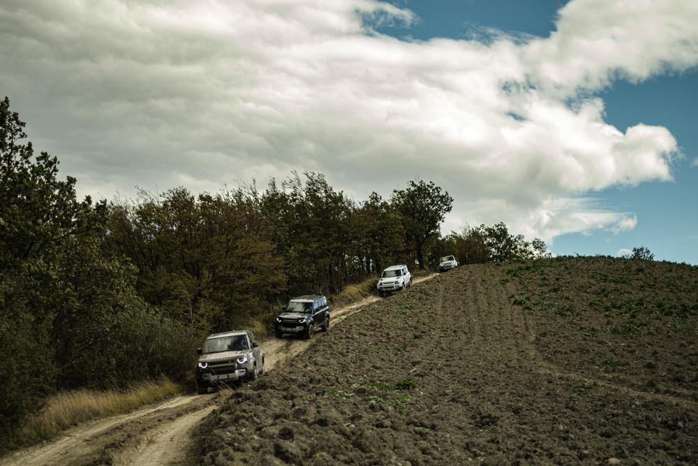 Land Rover Day Emilia-Romagna 2020 – Land Rover Experience Italia – Registro Italiano Land Rover-266