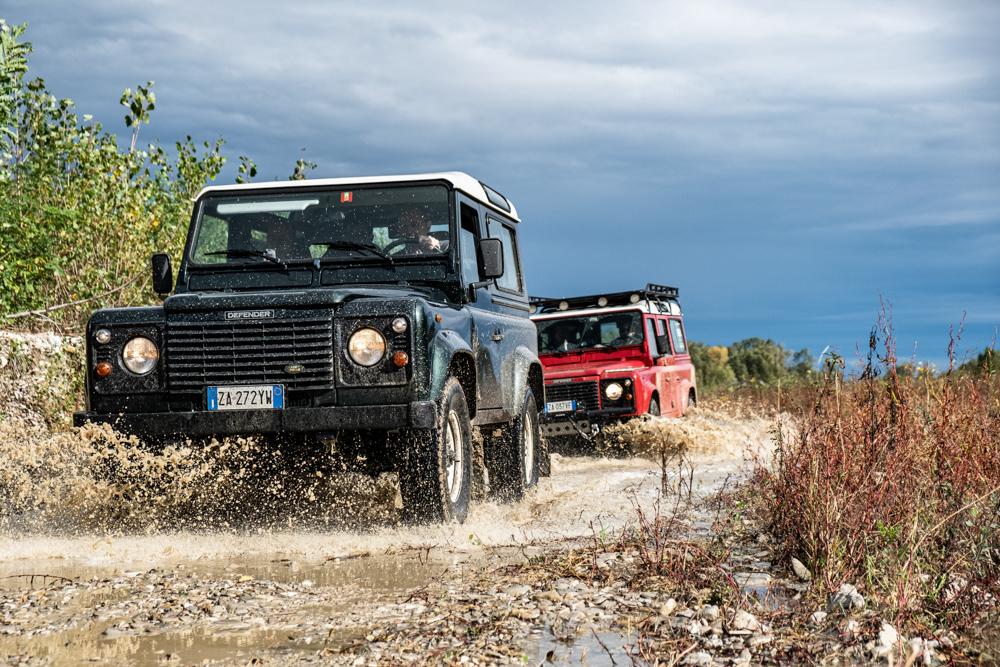 Land Rover Day Emilia-Romagna 2020 – Land Rover Experience Italia – Registro Italiano Land Rover-55