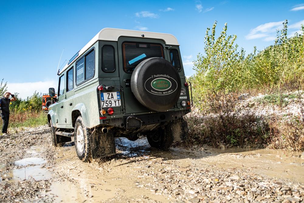 Land Rover Day Emilia-Romagna 2020 – Land Rover Experience Italia – Registro Italiano Land Rover-58