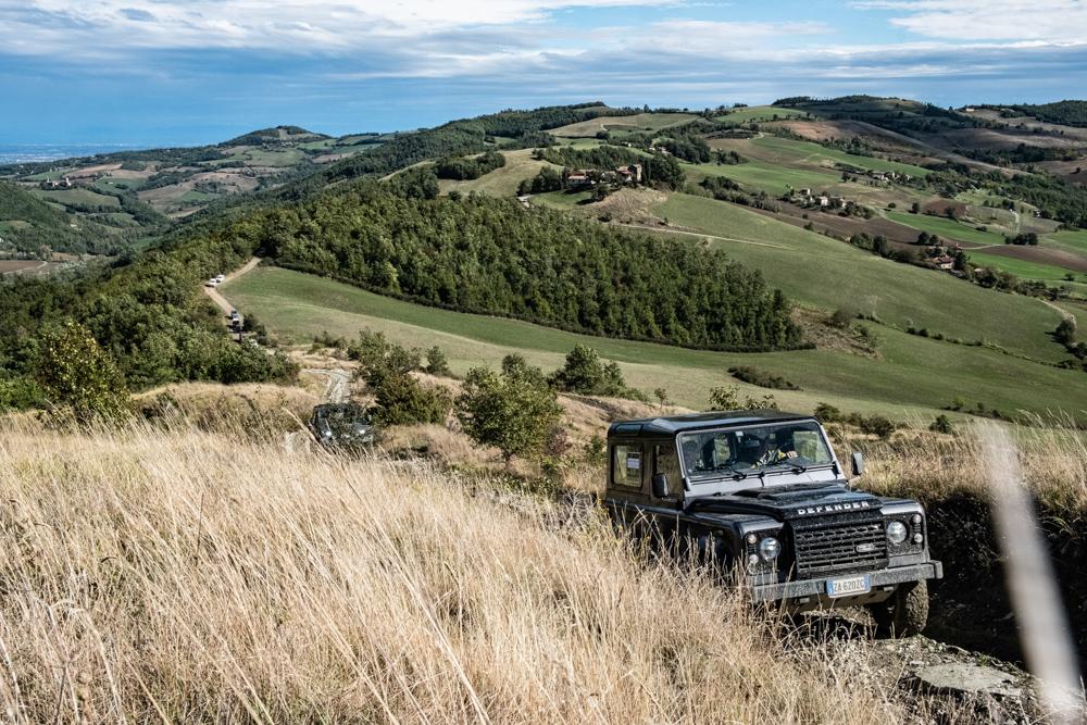 Land Rover Day Emilia-Romagna 2020 – Land Rover Experience Italia – Registro Italiano Land Rover-83