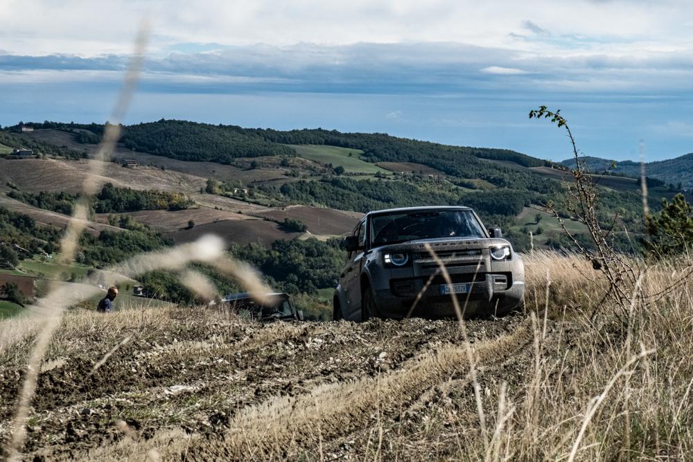 Land Rover Day Emilia-Romagna 2020 – Land Rover Experience Italia – Registro Italiano Land Rover-93