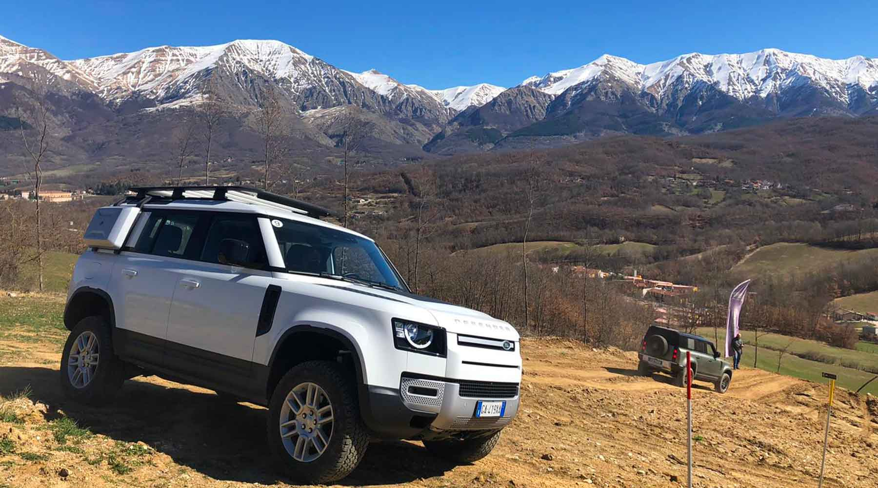 Amatrice_Land_Rover_Experience_Italia